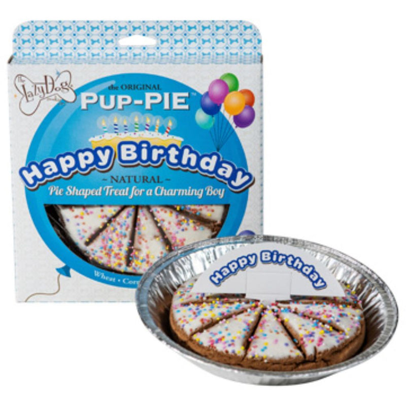 The Lazy Dog Original Pup-PIE Happy Birthday For A Charming Boy