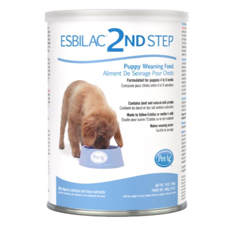 PetAg Esbilac® 2nd Step™ Puppy Weaning Food 14oz