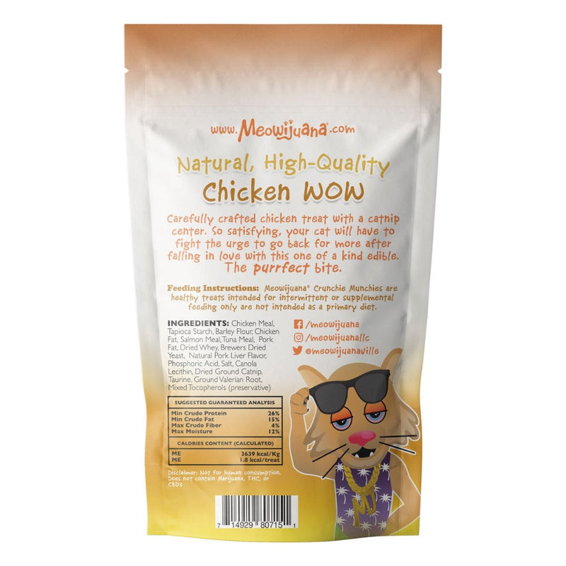 Crunchie Munchie - Chicken Treats