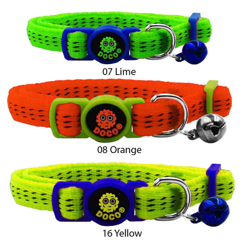DOCO® Puffy Cat Collar