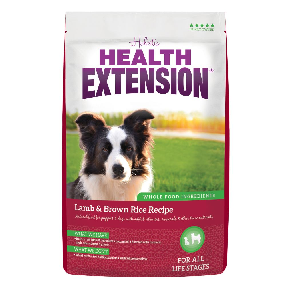 Health Extension Lamb & Brown Rice Recipe 30lb