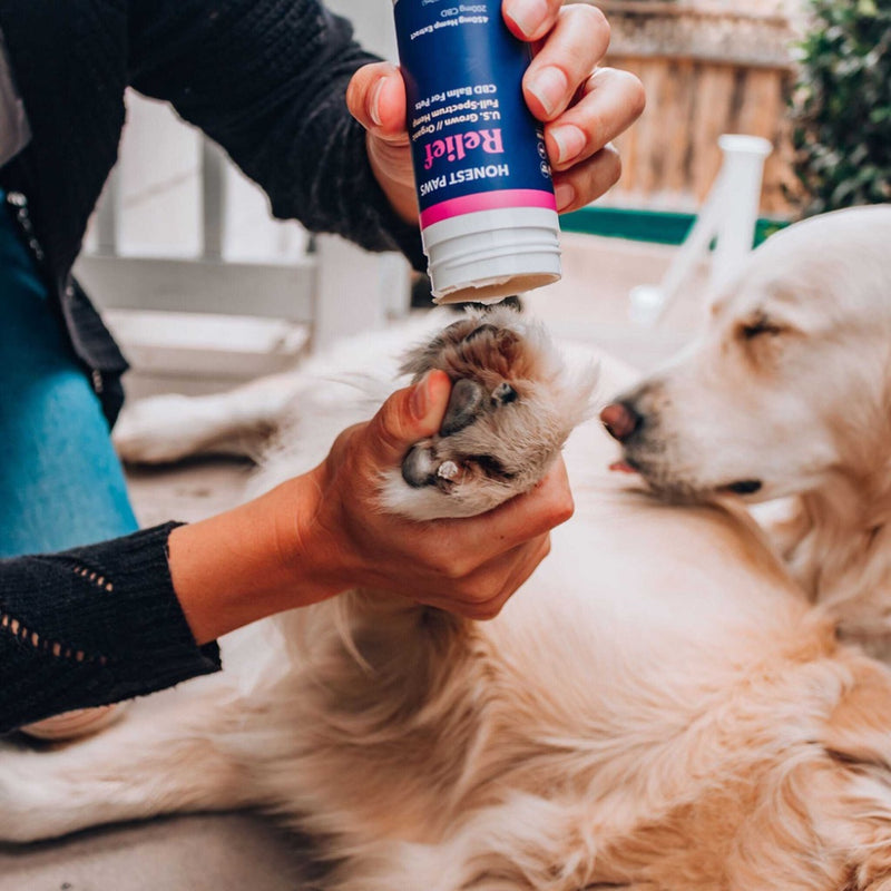 Honest Paws Relief Pet Balm