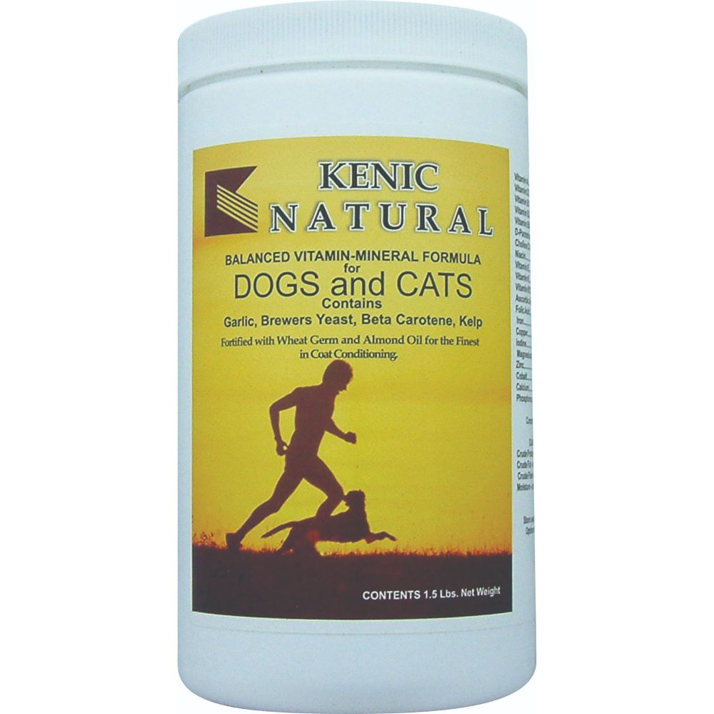 Kenic Natural Dogs And Cats Vitamin