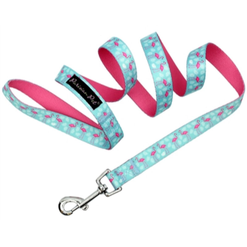 Parisian Pet Flamingos Leash