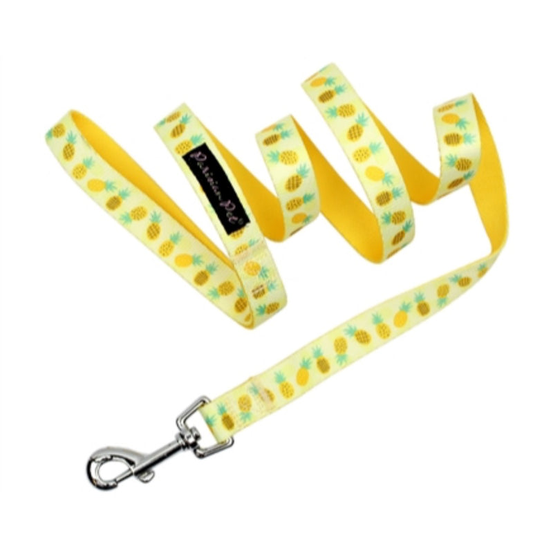 Parisian Pet Pineapples Leash