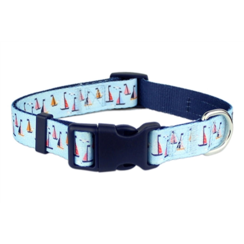 Parisian Pet Sail Boats Collar