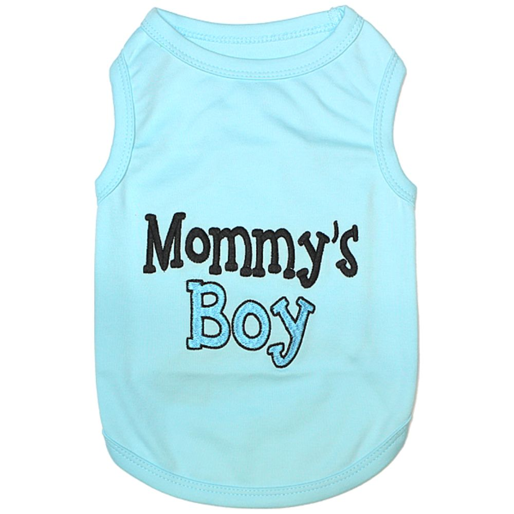 Parisian Pet Mommy's Boy Tee