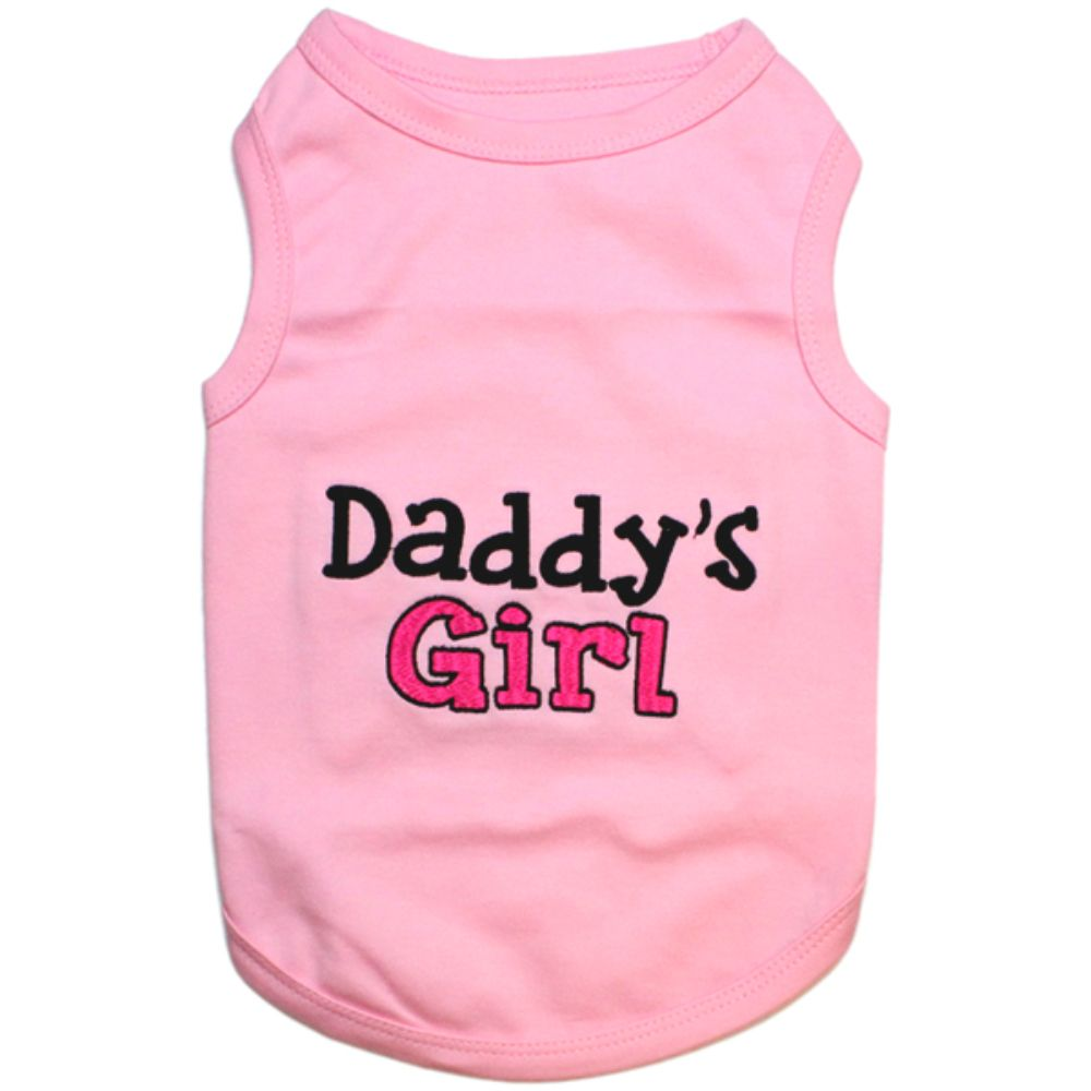 Parisian Pet Daddy's Girl Tee