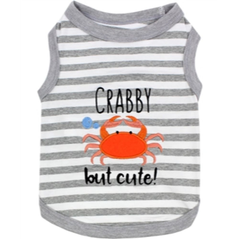 Parisian Pet Crabby But Cute