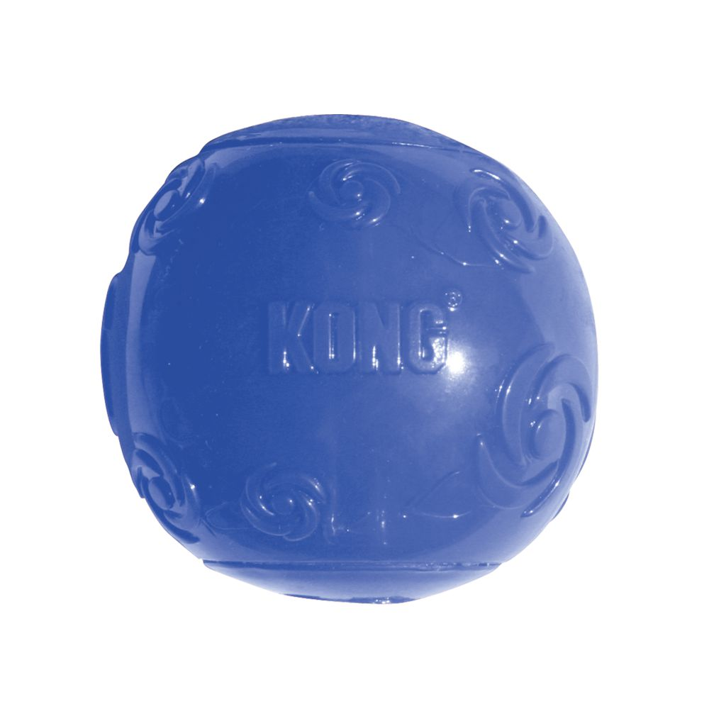 Kong Squeezz Ball (Assorted Colors)