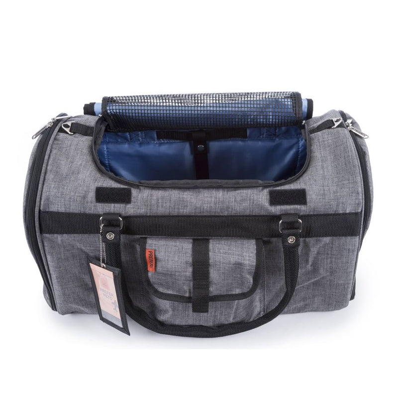 Prefer Pets Hideaway™ XL Duffel Pet Carrier
