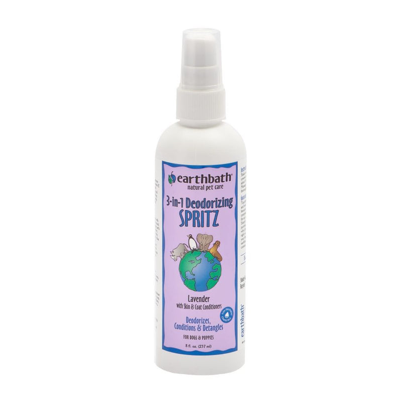 Earthbath 3-in-1 Deodorizing Spritz Lavender