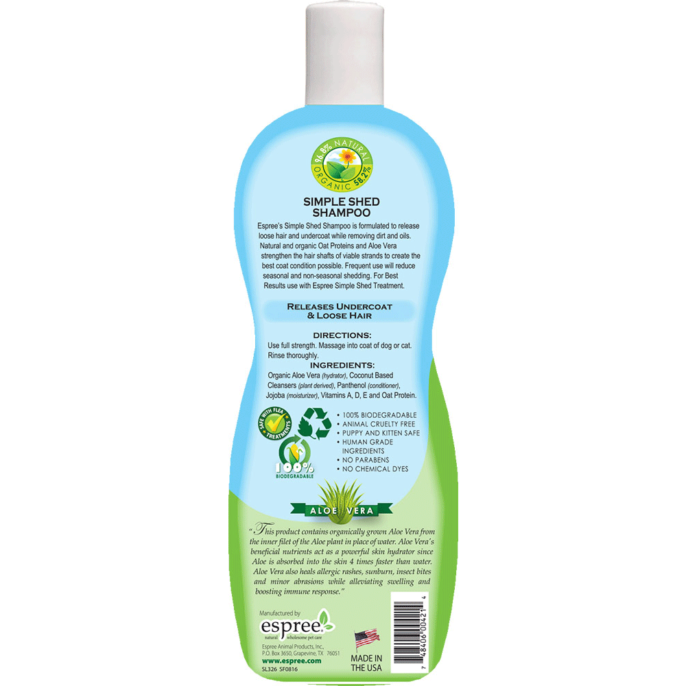 Espree Simple Shed Treatment Shampoo