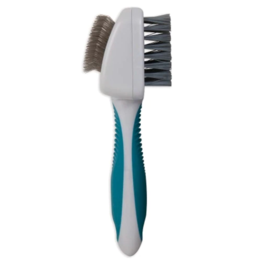 FurBuster® Slicker and Bristle Brush