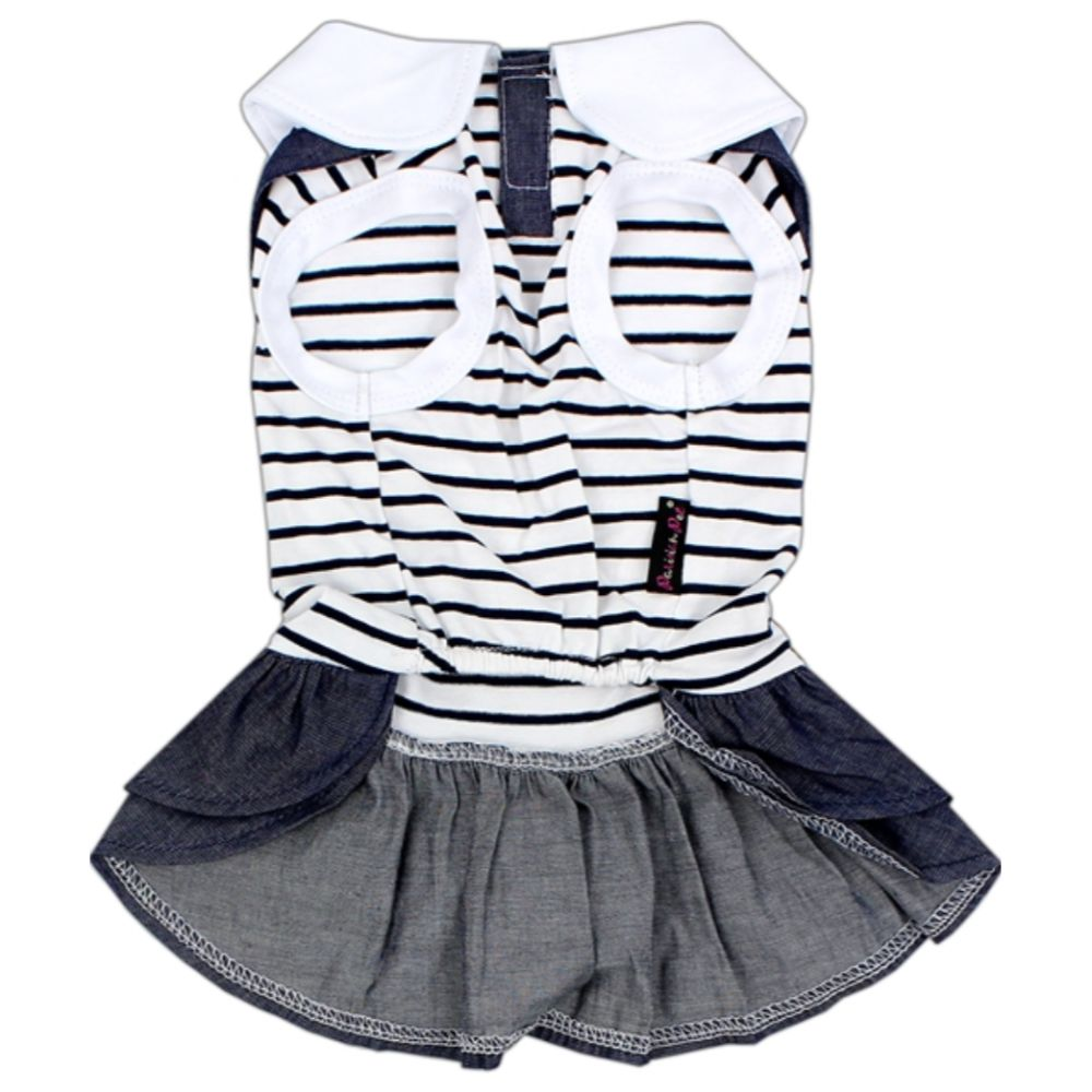 Parisian Pet Preppy Girl Dress