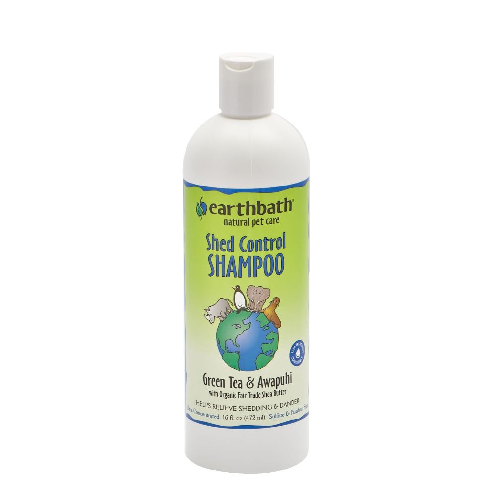 Earthbath Shed Control Shampoo