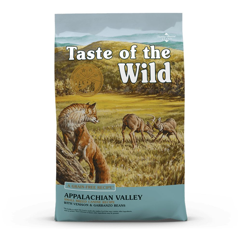 Taste Of The Wild Appalachian Valley Small Breed Canine Recipe 6KG