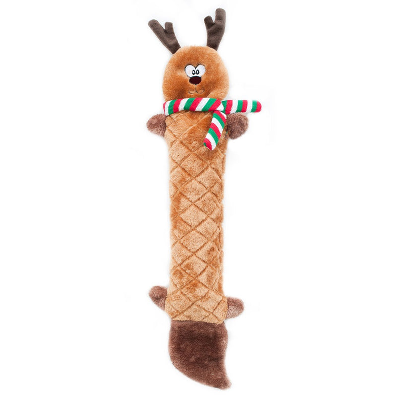 ZippyPaws Holiday Jigglerz® - Reindeer