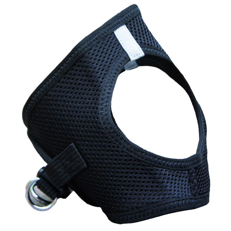 Doggie Design Black Comfort Harness
