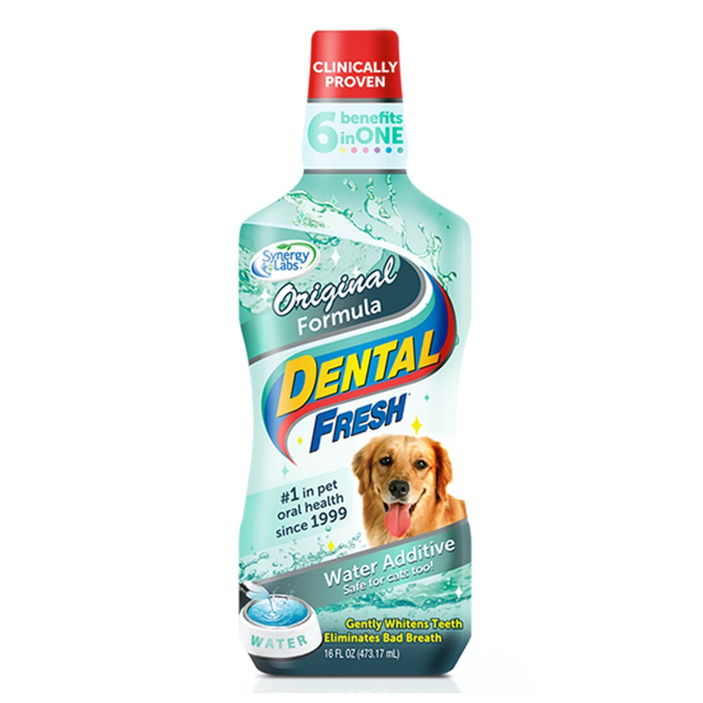 DENTAL FRESH ORIGINAL FORMULA FOR DOGS 8oz