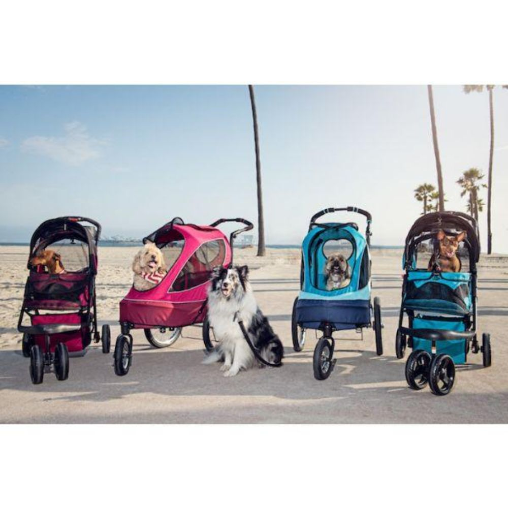 Petique Durable Pet Stroller