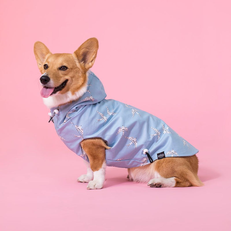 The Long Dog Clothing Company- The Freebird Raincoat