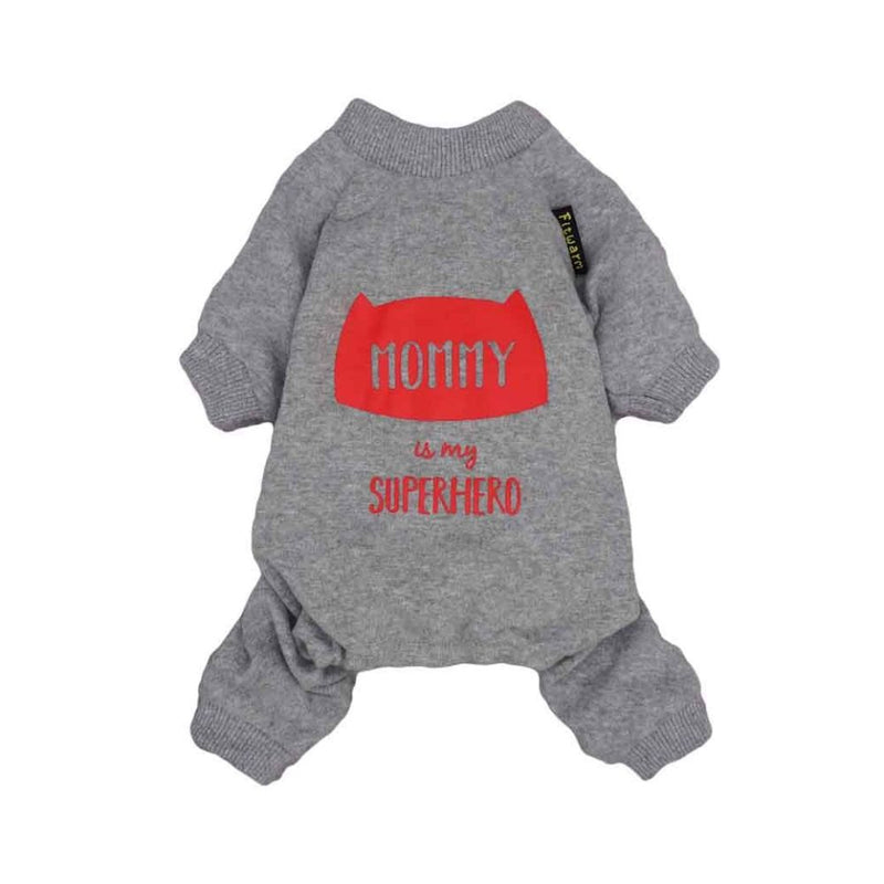 Fitwarm Daddy Mommy Graphic Pajamas
