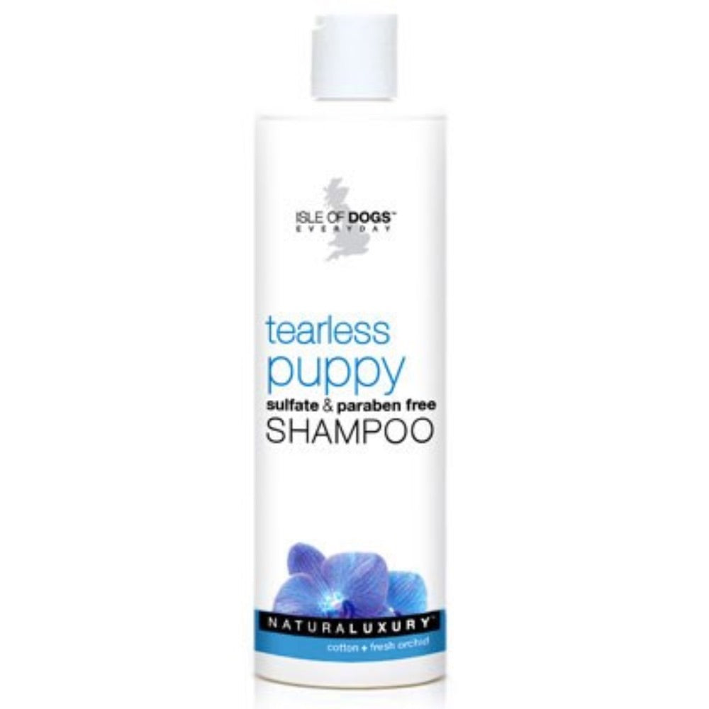 Isle Of Dogs Tearless Puppy Shampoo