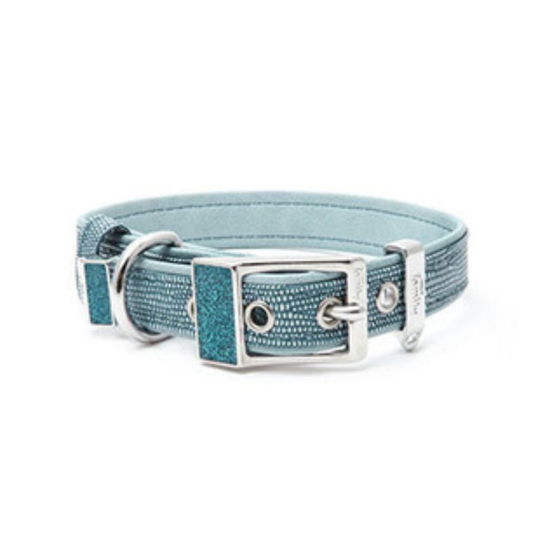 My Family Saint-Tropez Faux Leather Collar