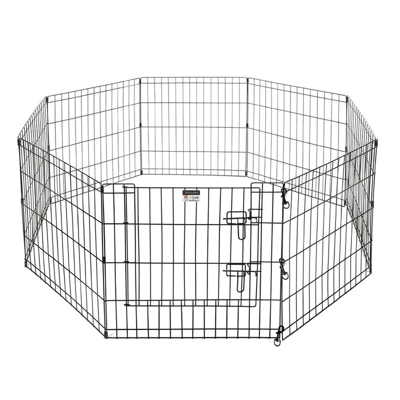 Exercise Playpen 30 Inch High Unassembled