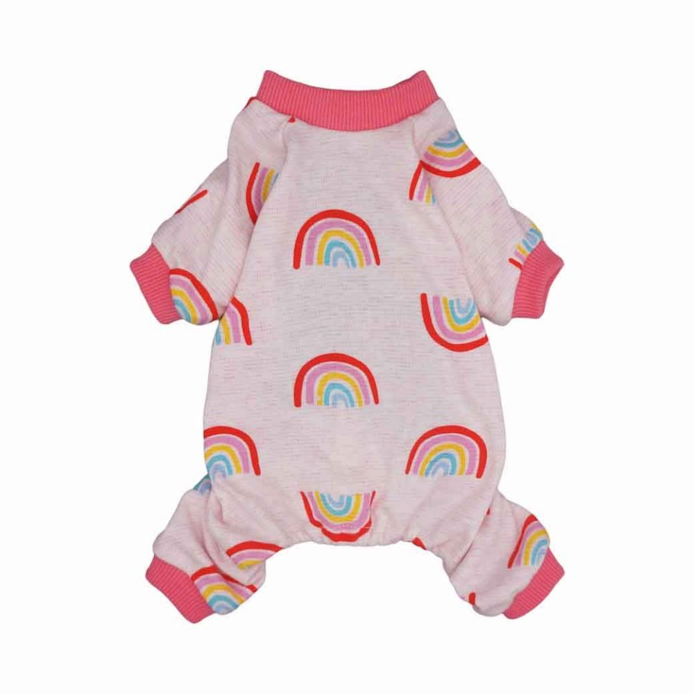 Fitwarm Rainbow Pajamas