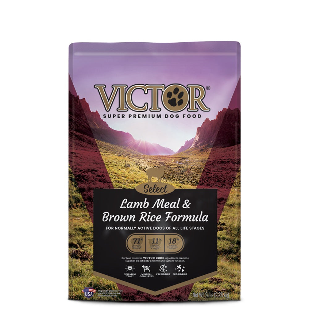 Victor Lamb Meal & Brown Rice Formula