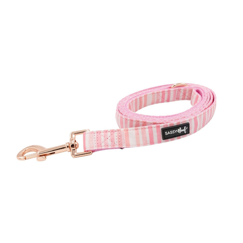 Sassy Woof Leash- Florence