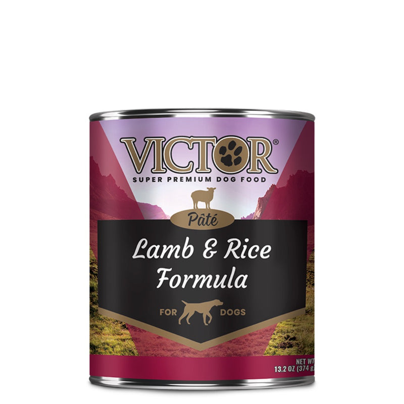 Victor Lamb and Rice Formula Pâté