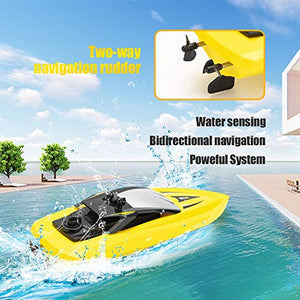 SkyCo H116 Small Remote Control Boat Available In Two Colors
