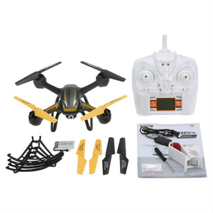 SkyCo New TK107 Rc Wifi Fpv Wifi Drone Quadcopter with HD Camera Live Video One-Key-Return RFT Headless Helicopter Altitude Hold,4 Ch 2.4ghz 6-gyro,Headless System