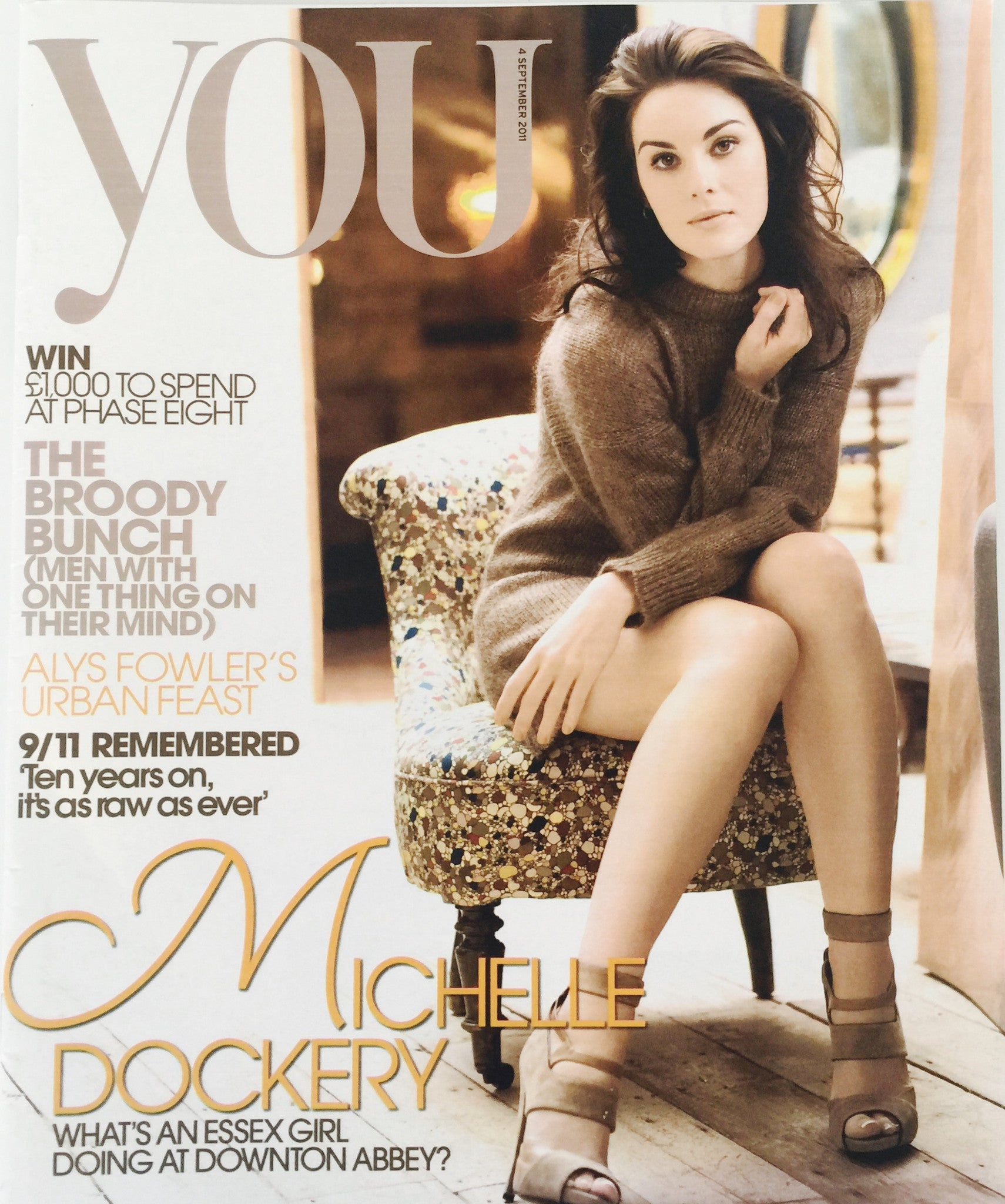 YOU Magazine, September 2011