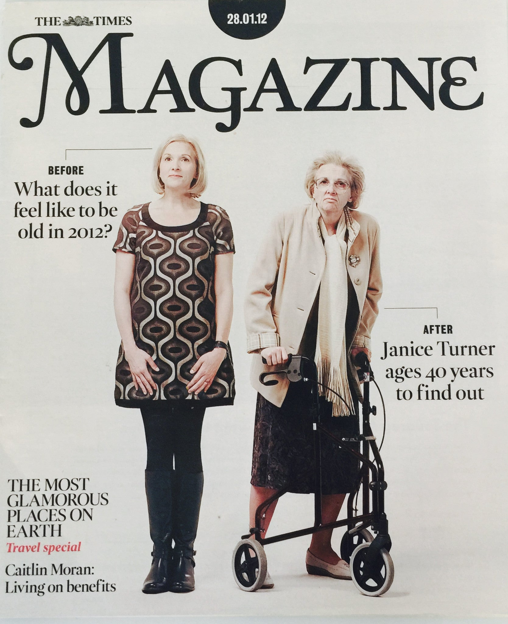 The Times Magazine, January 2012