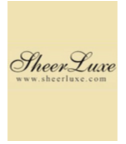 SheerLuxe.com, July 2009