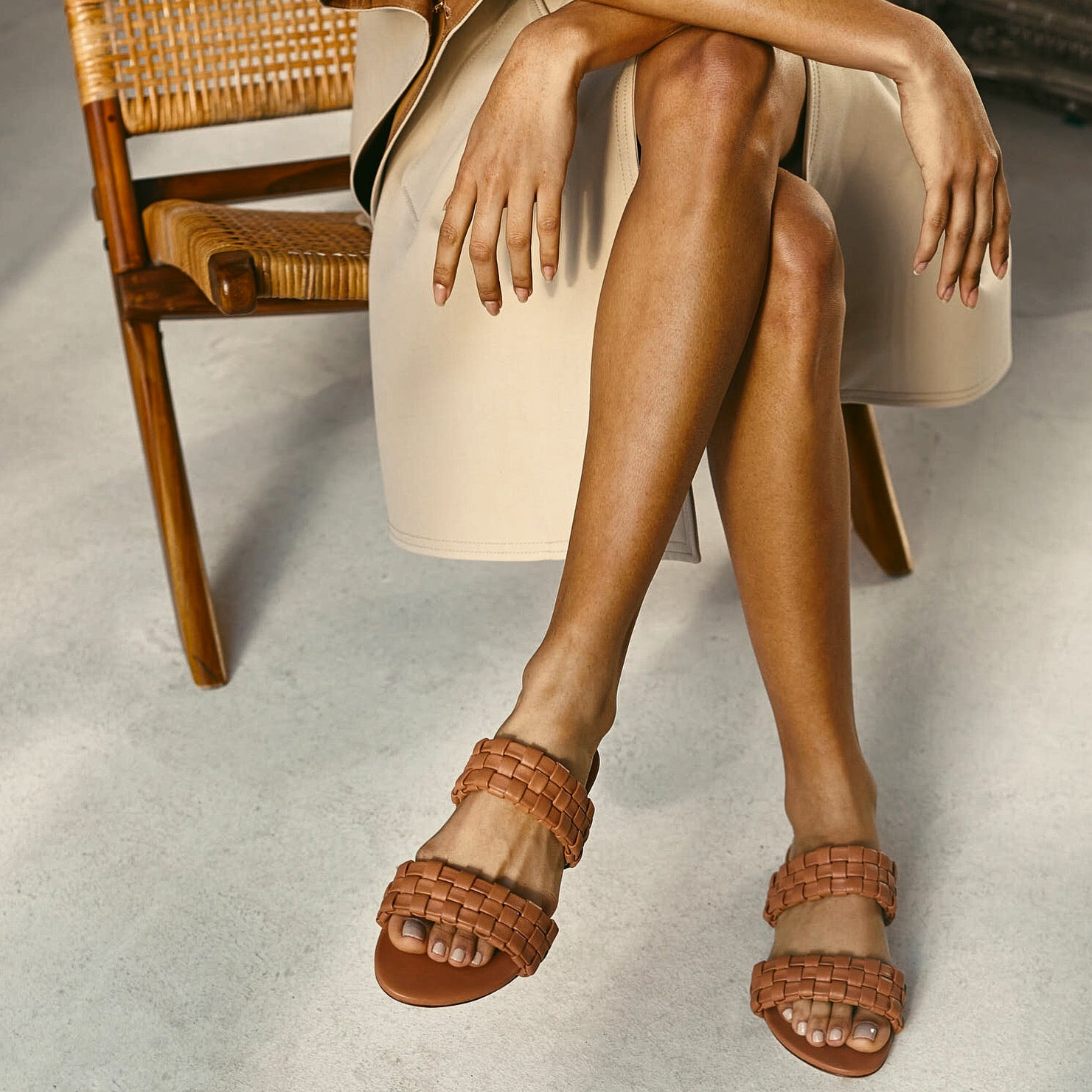 LOUNGER 2.0 | Tan