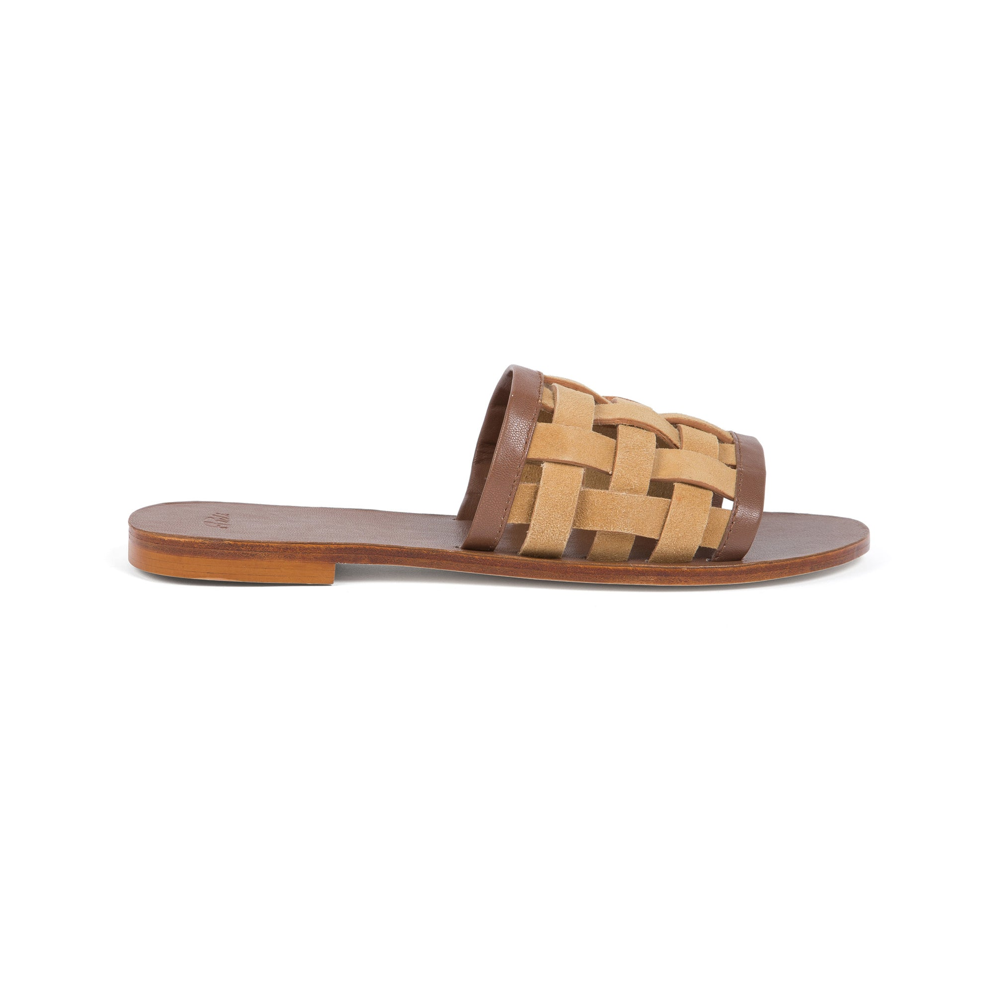 LOUNGER (Tan Suede)
