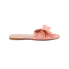 Bow Slide (Salmon Pink) | Amanda W-B for a Piedi