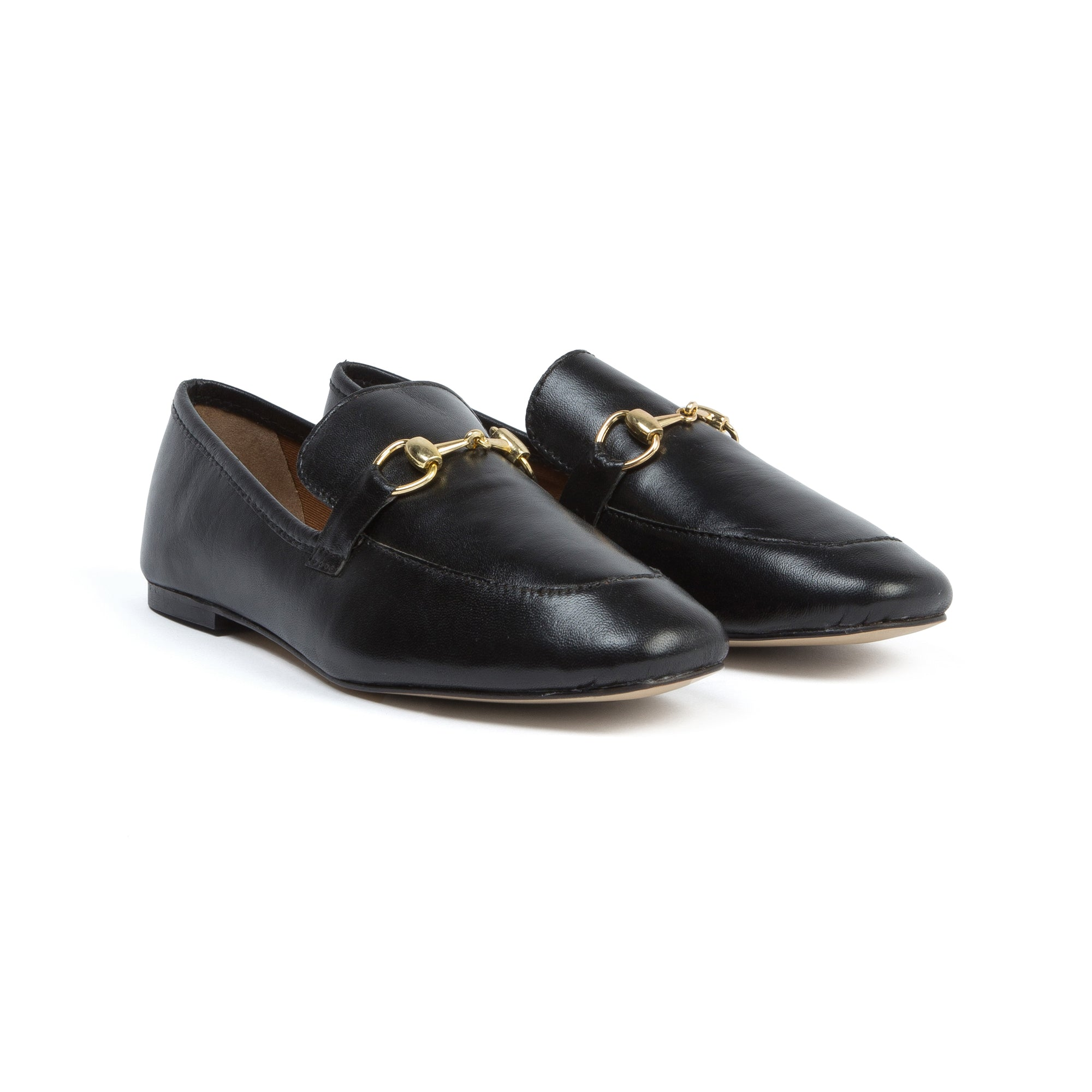 SNAFFLE LOAFERS | Black