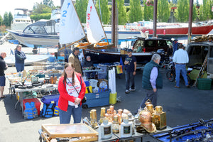 Boatyard Swap Meet Will Be @ Second Wave