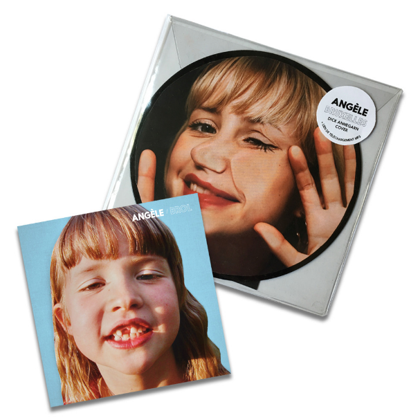 Pack CD collector | BROL CD + BRUXELLES 45T