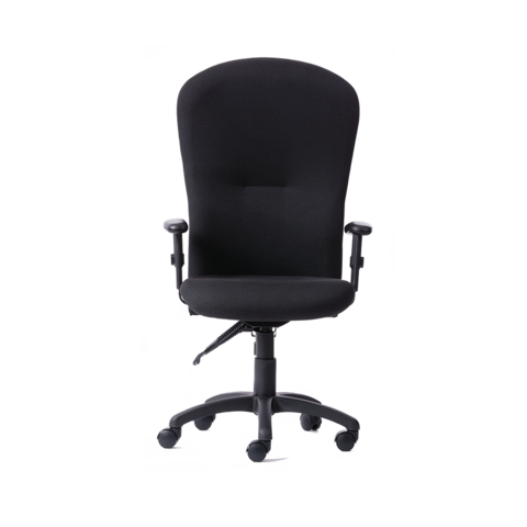 GETONE® HIGH BACK OFFICE CHAIR.