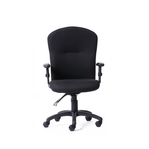 GETONE® MID BACK OFFICE CHAIR. - ergotherapy-solutions