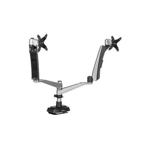 VARIDESK® Dual Arm Monitor Stand - ergotherapy-solutions
