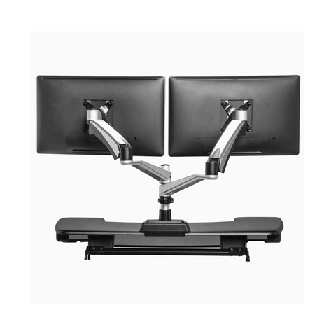 VARIDESK® Dual Arm Monitor Stand
