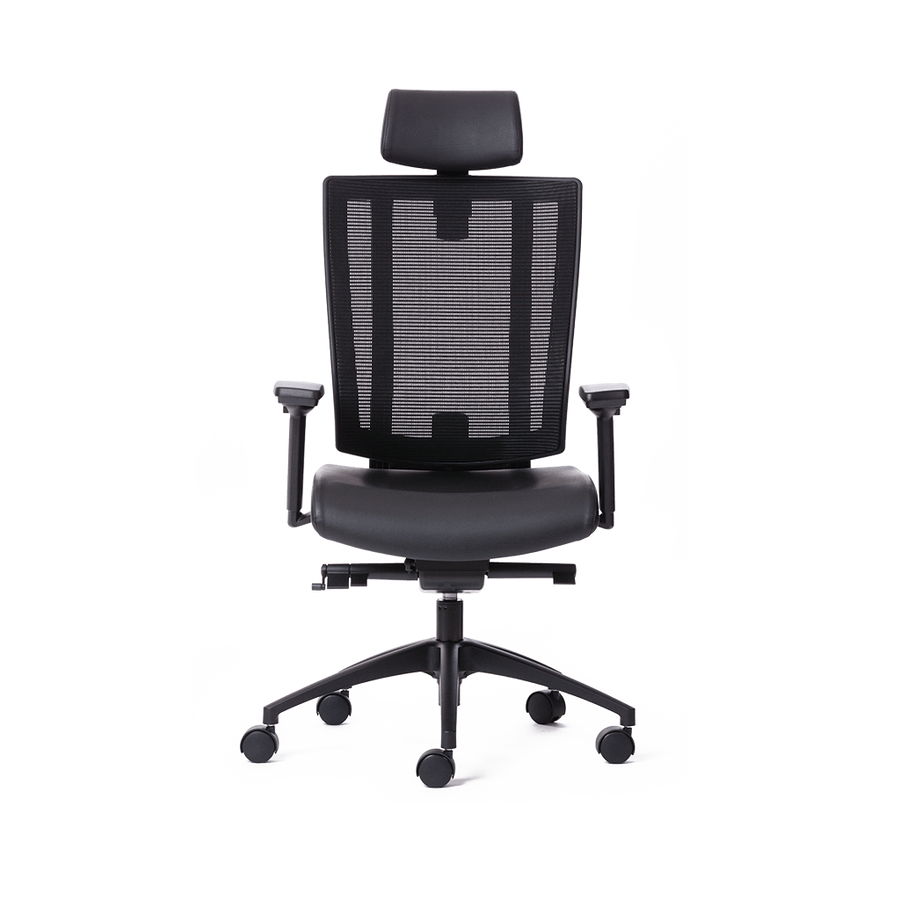 ergonomic back supporting office chairs ergotherapy solutions